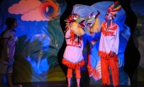 BATUHAN PAMUKÇU - Berko Çocuk Tiyatrosu Sahne'de