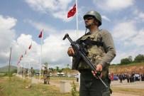 ŞEHİT AİLELERİ - Bingöl'de Şehit Edilen 33 Asker Anıldı