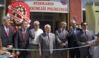 TRAKYA ÜNIVERSITESI - Edirne'de Aktif Yaşlanma Merkezi Açıldı