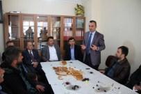 MHP Trabzon Milletvekili Adayı Yavuz Aydın'dan Büyükliman'a Eğitim Sözü