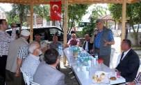 AKÇAKESE - Başkan Karaosmanoğlu, Akçakese Ve Kırkarmut Köylerini Ziyaret Etti