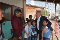 Başkan Yılmaz'dan Belde Ziyareti
