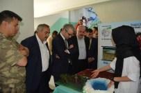 Tercan Anadolu Lisesi TÜBİTAK 4006 Bilim Fuarı Açılışı Yapıldı