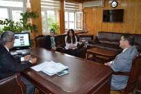 KOMPOZISYON - Türkiye 3.'Sü Öğrenci Sarı'yı Ziyaret Etti