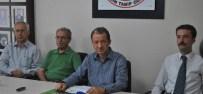 16 MAYIS 2013 - Aydın Tabip Odası Beşparmak Dağları'ndaki Kanser Vakalarını Araştırdı