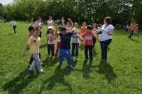 KLİP ÇEKİMİ - Çocuklar Çevre Şenliğinde Buluştu