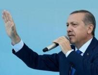 Cumhurbaşkanı Erdoğan'ın Uşak konuşması