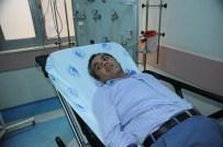 DSP'li Milletvekili Adayı Kavgada Yaralandı