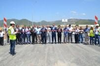 KADIR EKINCI - Gazipaşa Alanya Havalimanı Alt Geçidi Törenle Açıldı