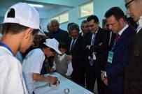 MUSTAFA DINÇ - Kasaba Okulunda Bilim Fuarı Açıldı