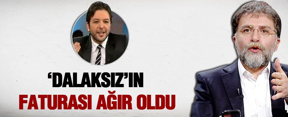 Tahir Sarıkaya: Ahmet Hakan Nihat Doğan'a açtığı davayı kazandı