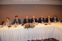 Bakan Işık Trabzon'da