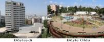 PAMUK PRENSES VE 7 CÜCELER - Antalyalıların Yeni Buluşma Noktası Açıklaması Yavuz Özcan Parkı