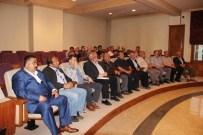 Arslan'dan Muhtar Ve STK'lara Bilgilendirme Toplantısı