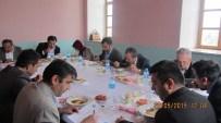 KABAK DOLMASı - Aşçı Yardımcılığı Kursunda Yemek Yarışması Düzenlendi