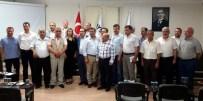 ALİ UZUNIRMAK - Ayso Üyeleri MHP'li Adayları Dinledi