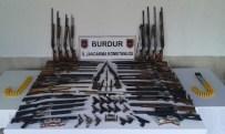 YEŞILBAŞKÖY - Burdur'da Silah Ve Mühimmat Operasyonunda 24 Gözaltı