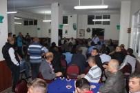 RECEP GÜVEN - Bursa Güce Tekkeköy Derneği 1.Olağan Kongresini Gerçekleştirdi
