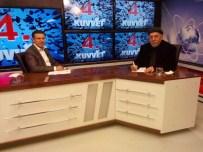 ETNİK MİLLİYETÇİLİK - Küçükcan Açıklaması 'AK Parti Milliyetçiliği Hizmet Milliyetçiliğidir'