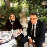 KAMIL SAKA - Anne Duasıyla 27 Yıldır Başkanlık Yapıyor...