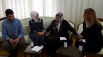 YASSıADA - Sümeyye Erdoğan, Hamido'nun Eşini Ziyaret Etti