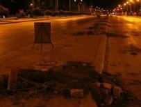 CAHAR DUDAYEV - CHP'li belediye tramvay hattı için yüzlerce ağaç kesti