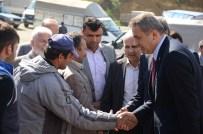 MHP'li Adaylar, Doğanyurt Ve Tosya İlçesini Ziyaret Etti