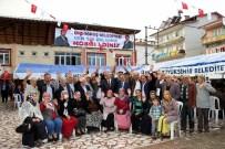 AK Parti Adayı Aydın, Gündoğmuş'ta Gençlik Şölenine Katıldı