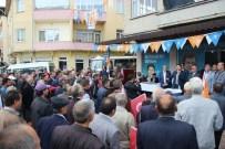 AK Parti Milletvekili Adayları Kurucaşile Ve Avara'da Halka Hitap Etti