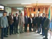 SELIM PARLAR - Cumhuriyet Anadolu Lisesi'nde 'İstanbul'un Fethi İle Türk Kültür Ve Medeniyeti' Sergisi