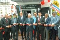 MAHMUT ŞAFAK - Manavgat Şoförler Odasına Modern Hizmet Binası
