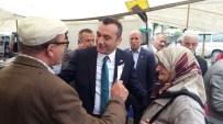 MHP Milletvekili Adayı Yavuz Aydın Seçim Gezilerinde Fındığı Konuştu