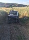 ROJDA - Pikap Şarampole Yuvarlandı Açıklaması 5 Yaralı