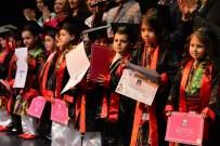 BARIŞ MANÇO - Yıldırım'da Minikler Diplomalarına Kavuştu