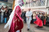MUSTAFA TEMIZ - Başkan Yılmaz Çerkes Dansı Yaptı