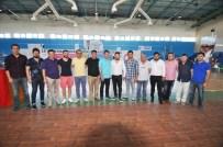 ARİF KARAMAN - Bodrumspor'da Başkan Rıza Karakaya Güven Tazeledi