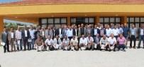 TEKSIF - Bölge Başkanları Eğitim Semineri Sona Erdi