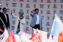 ETNİK MİLLİYETÇİLİK - Davutoğlu Müjdeyi Diyarbakır'da Verdi