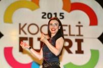 EĞLENCE FUARI - Kocaeli Fuarı'nda Sevcan Orhan Rüzgarı