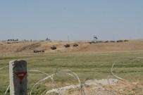 SİVİL KIYAFET - Suriye Sınırında Askeri Tatbikat