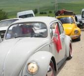Yozgat'ta Yaşlılar Ve Çocuklara 'Vosvos'lar İle Şehir Turu