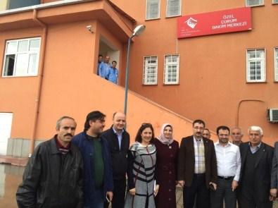 Bekiroğlu Ve Ceritoğlu'ndan Laçin Teşkilatına Ziyaret