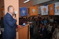 Dışişleri Bakanı Mevlüt Çavuşoğlu Gündoğmuş'ta