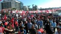 ÇINAR KÖYÜ - Kuşadası'nda Milliyetçiler Günü Kutlaması