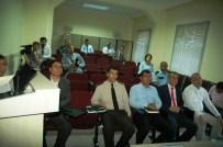 MAHMUT ŞAFAK - Manavgat'ta 'Trafik Güvenliği Ve Disipliner Turizm'Toplantısı