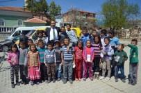 Milletvekili Adayı Özkaldı'dan Derbent Köyü'ne Taşkın Koruma Sözü Verdi