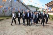 AK Parti Trabzon Milletvekili Adayı Soylu, Beşikdüzü'nde STK'larla Buluştu