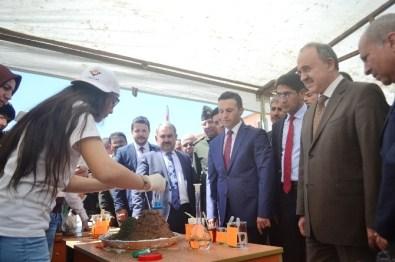 AK Partili Vekil Adayları Emirgazi'de