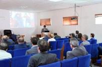 CEZMI BATUK - Çanakkale'de Tarımsal Kuraklık İl Kriz Merkezi Toplantısı
