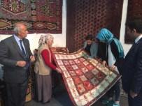 Ceritoğlu'ndan Boğazkale'de Esnaf Ziyareti